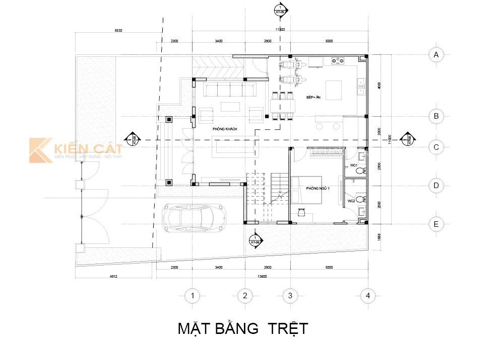 thi-cong-biet-quan-12-tan-co-dien 1