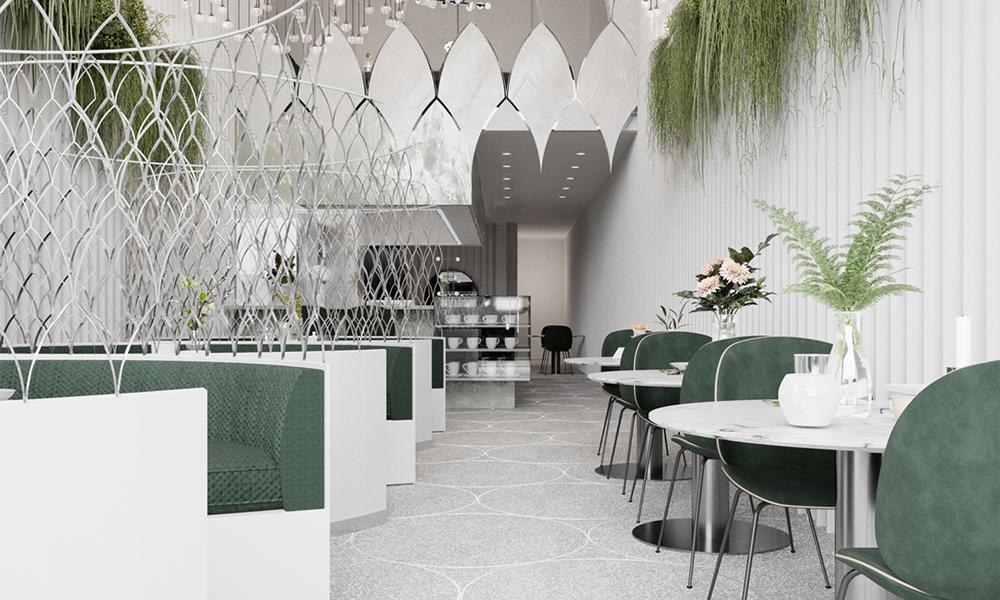 6 Xu hướng thiết kết nội thất quán café 2021 hút khách