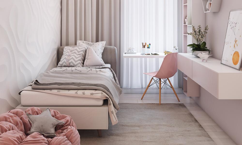 Những mẫu thiết kế nội thất phòng ngủ đẹp và hiện đại với diện tích nhỏ
